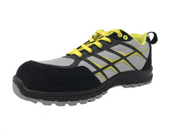 China Puncture Resistant Rubber Safety Shoes Shock Absorbing For Special Purpose supplier