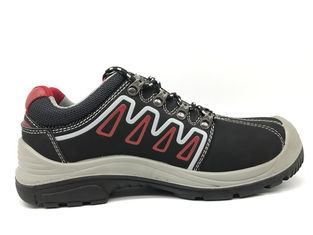 China Dynamic Design Rubber Safety Shoes Ventilated Lining For Food Industry supplier