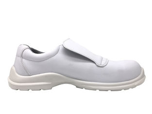 China Acid / Alkali Resistant Ladies Safety Shoes Massive Production For Nurse supplier