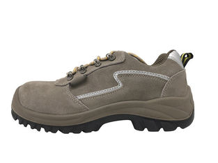 China Static Resistant Waterproof Safety Shoes Breathable Mesh Lining For Electrical Industry supplier