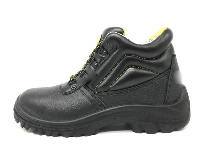 b770c266d5a Plastic Toe Cap Waterproof Safety Shoes / Slip On Safety Shoes For ...