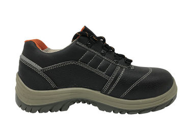 China Steel Toe Non Slip Work Shoes Anti Distort Outsize For Forklift Operator distributor