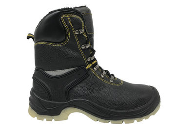 China Fashion Mens Rubber Work Boots European Size Standard For Engineer OEM / ODM Available distributor