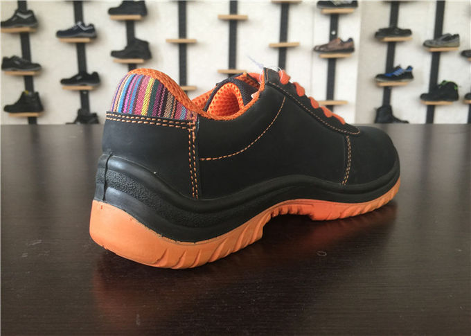 EVA Outsole Waterproof Safety Shoes Mens Personal Protective Equipment
