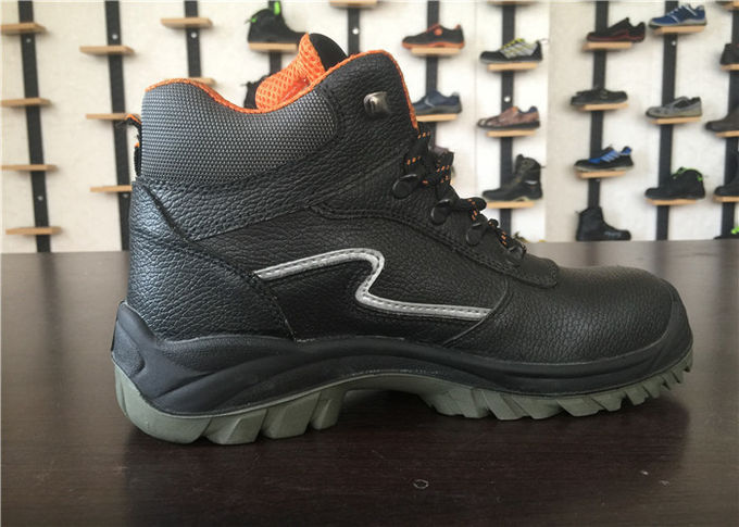 Up To Date Design Fashionable Safety Shoes / Ankle Protection Shoes For Elite