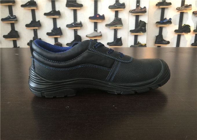 Durable Non Slip Work Shoes / Mens Workwear Boots For Automobile Industry