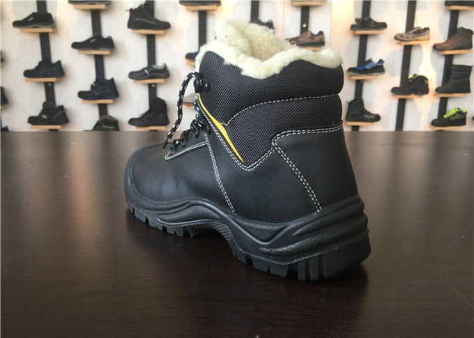 Non Woven Fabric Wide Toe Work Shoes