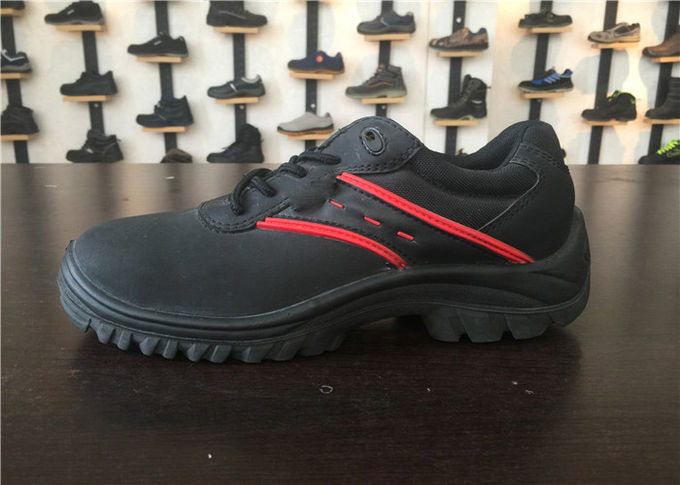 Comfortable Slip Resistant Work Shoes , Industrial Work Shoes Without Defects Surface