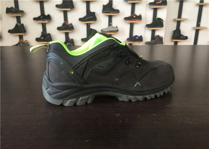 Action Leather Lightweight Steel Toe Shoes Size Customized For Woodland